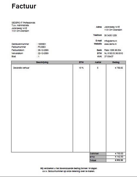 SEDERO Online.nl | Online Agenda | Online CRM | Online